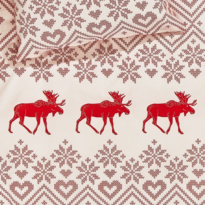 WinterMoose-Bettwaesche-rot-Kaminrot-lup