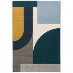 Arcada-DesignerTeppich-mehrfarbig-Multicolor-160x230-pla
