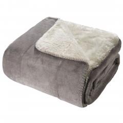 Talvi-Decke-beige-Wolle-150x200-per