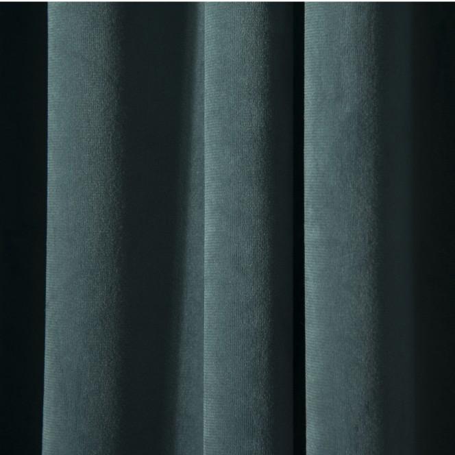 Saphira-Gardine-verdeckteSchlaufe-Blau-Salbeiblau-140x245-lup2