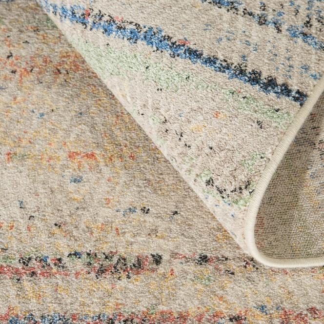 Claudel-DesignerTeppich-mehrfarbig-Multicolor-wel