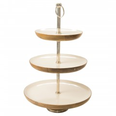 CakeStand-DekoEtagere-Weiss-30x30x48-per