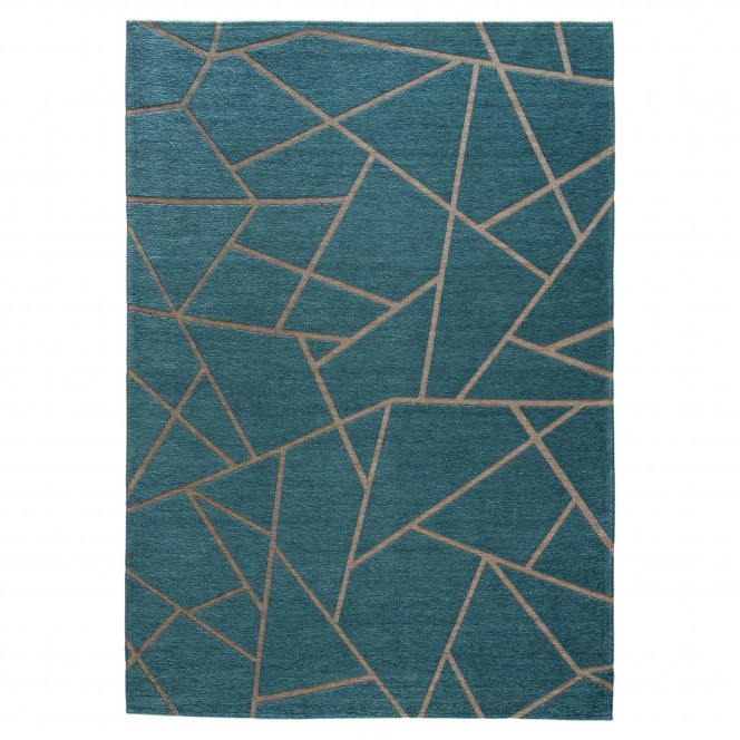 Almas-DesignerTeppich-Blau-Petrol-160x230-pla