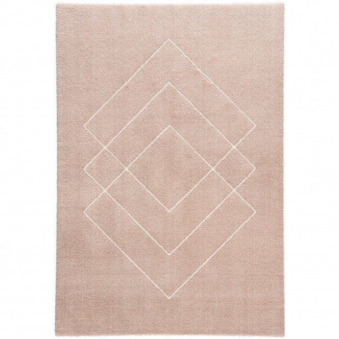 Jewel-DesignerTeppich-Rosa-Rose-160x230-pla