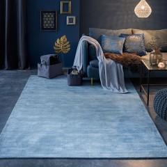 Fairmont-DesignerTeppich-Dunkelblau-Azur-170x240-mil2