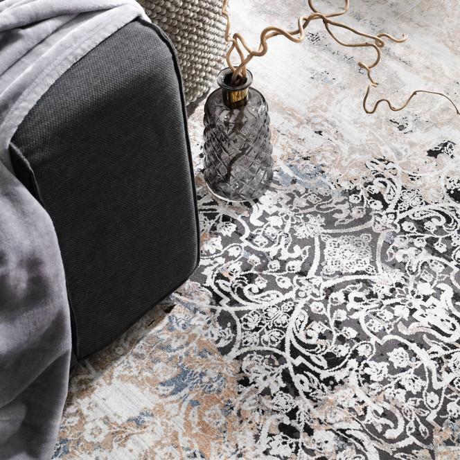 Neraida-Vintageteppich-grau-schwarz-160x230-mil2