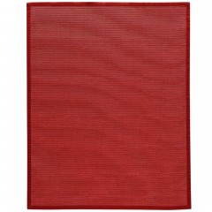 ArubaLife-Sisalteppich-rot-rubin-190x240-pla