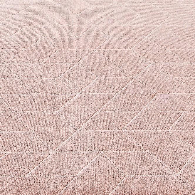 Rana-DesignerTeppich-rosa-lup