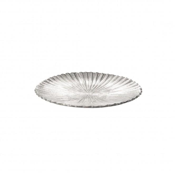 Shallow-Schale-Silber-30x30x6-per