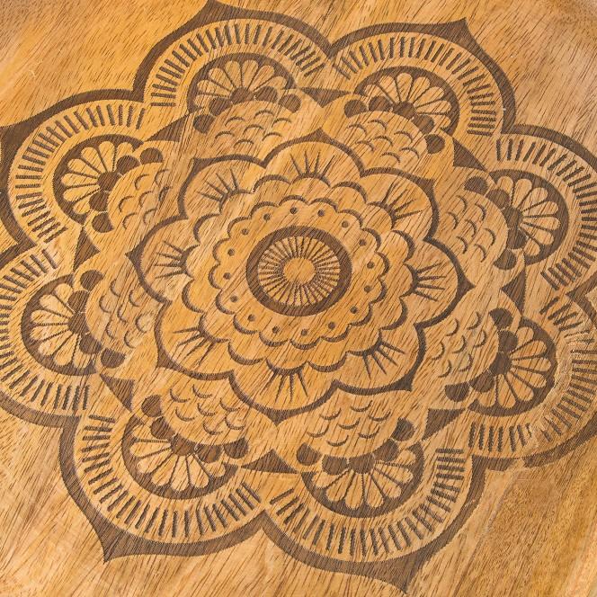 FlowerPlatter-DekoTeller-Natur-lup