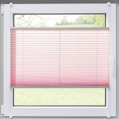 EasyPlisseeStar-Sonnenschutz-rosa-rose-mil