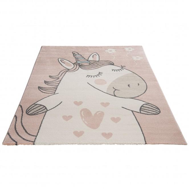 Lucky-Kinderteppich-Rosa-Pink-160x230-fper