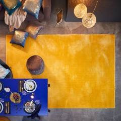 Morino-Designerteppich-gelb-Gold-170x240-mil2