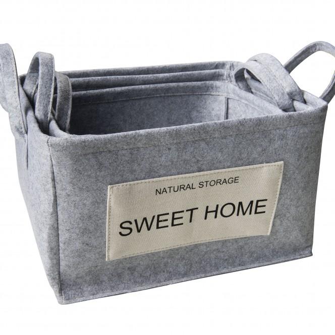SweetHome-Korb-Hellgrau-Set-per