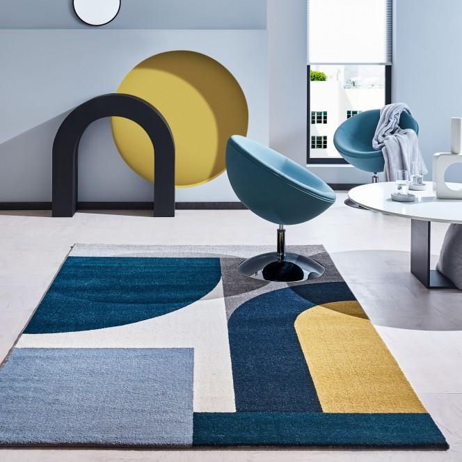 Arcada-DesignerTeppich-mehrfarbig-Multicolor-160x230-mil