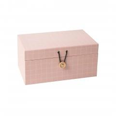 GeschenkboxBaby-Box-rosa-Hellrosa-14x23x11-per