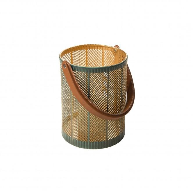 Maribel-Laterne-gruen-GruenGold-15x15x20-per