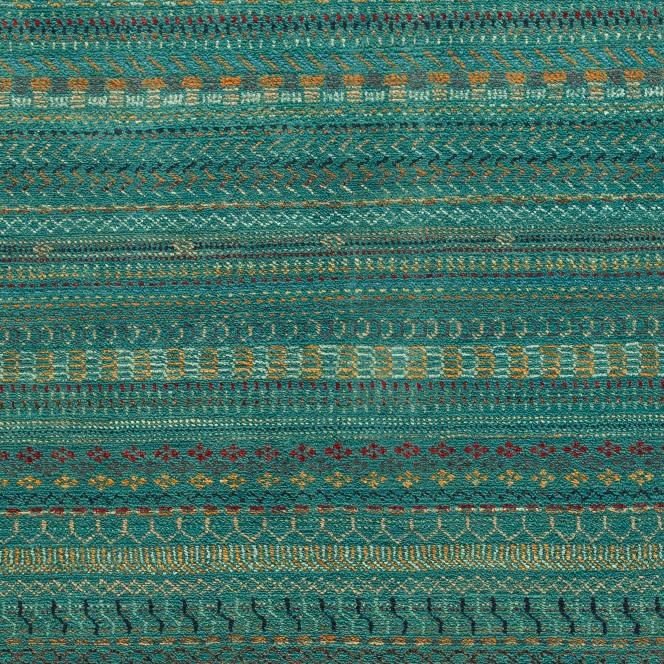 Besima-GabbehTeppich-gruen-Turquoise-lup