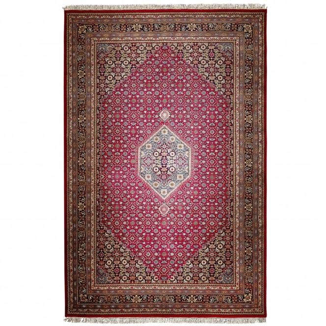 RawaraBidjar-Orientteppich-Rot-Red-170x240-pla