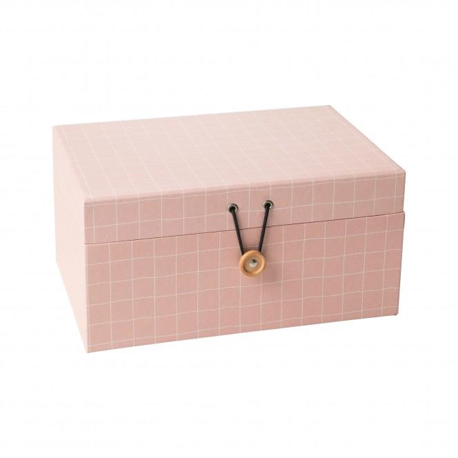 GeschenkboxBaby-Box-rosa-Hellrosa-16x24x12-per