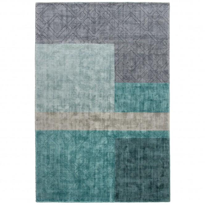 Fleurance-DesignerTeppich-Gruen-Turquoise-200x300-pla