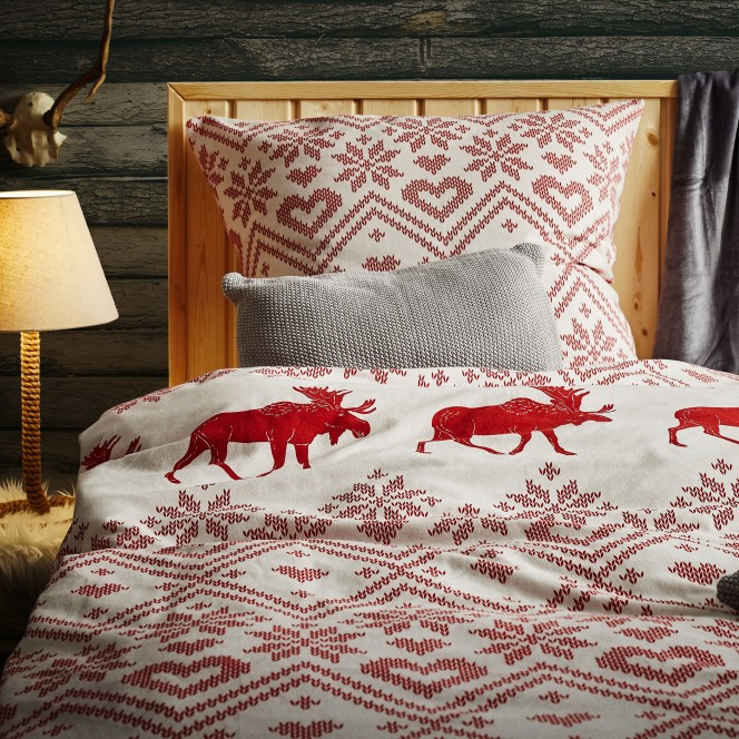 WinterMoose-Bettwaesche-rot-Kaminrot-135x200-mil
