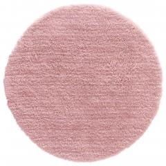 Santana-Badematte-rosa-Rose-rund-pla