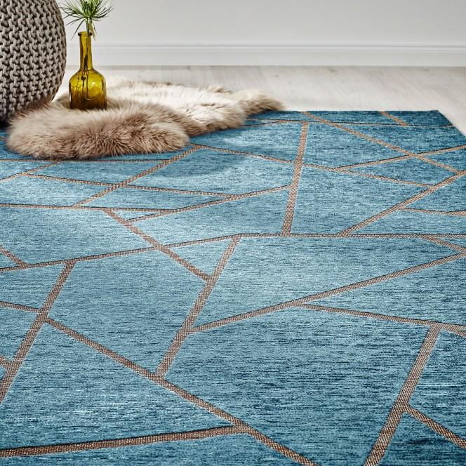 Almas-DesignerTeppich-blau-160x230-mil