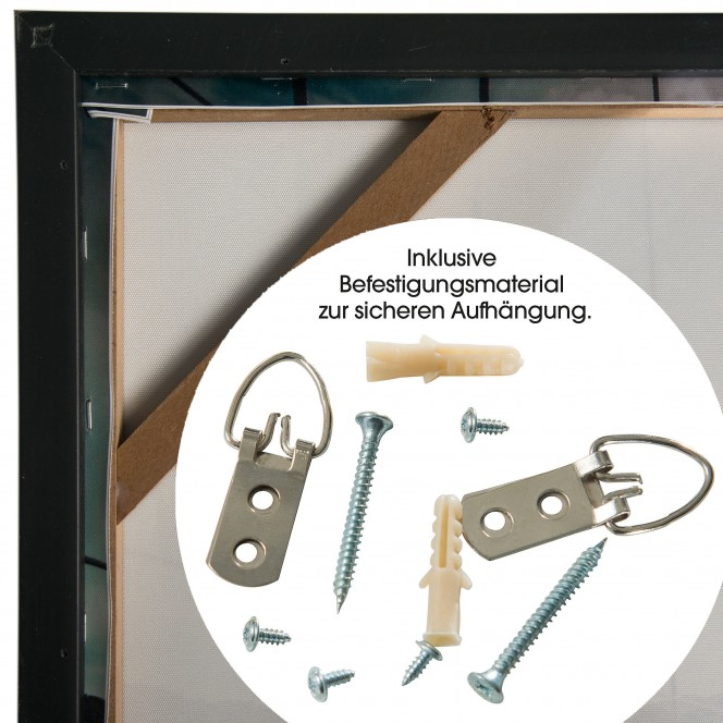 Flussbruecke-Leinwandbild-Grau-50x70-ruk
