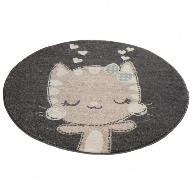 Emily-KinderTeppich-Grau-Dunkelgrau-120rund-fper