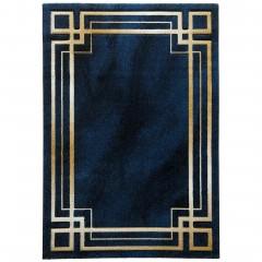 Caltagirone-Designerteppich-blau-Royalblau-160x230-pla
