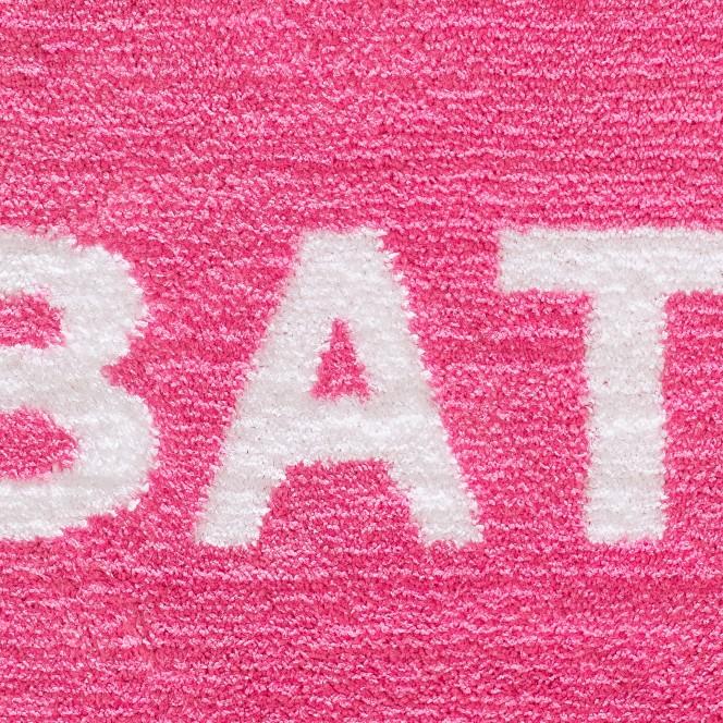 Haiti-Badmatte-rosa-Fuchsia-lup