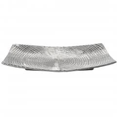 Gansu-DekoSchale-Silber-24x40x5-per