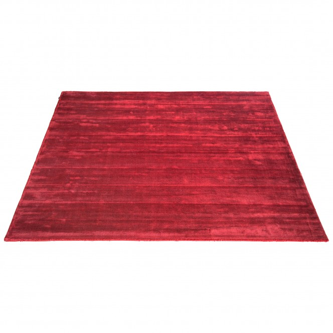 Morino-Designerteppich-rot-Bordeaux-200x200-fper