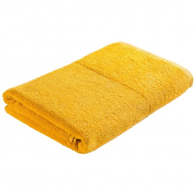 SantaCruz-Duschtuch-gelb-Senf-70x140-per