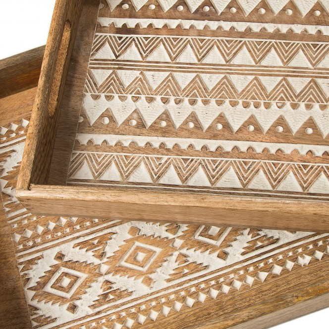 AztecTray-Tablett-Braun-set-lup