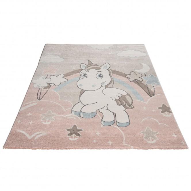 Lily-Kinderteppich-Rosa-Pink-160x230-fper