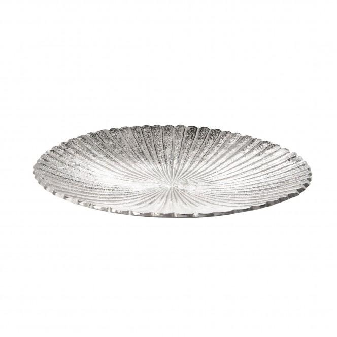 Shallow-Schale-Silber-39x39x5-per