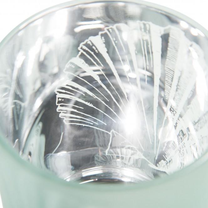 Muschelglas-Teelichthalter-Gruen-10x13-lup1