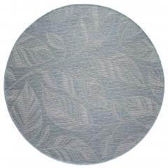 SpringLeaves-Outdoor-Teppich-Grau-Stone-200rund-pla
