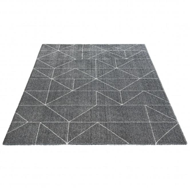 LaSaetta-DesignerTeppich-Grau-Titan-160x230-fper
