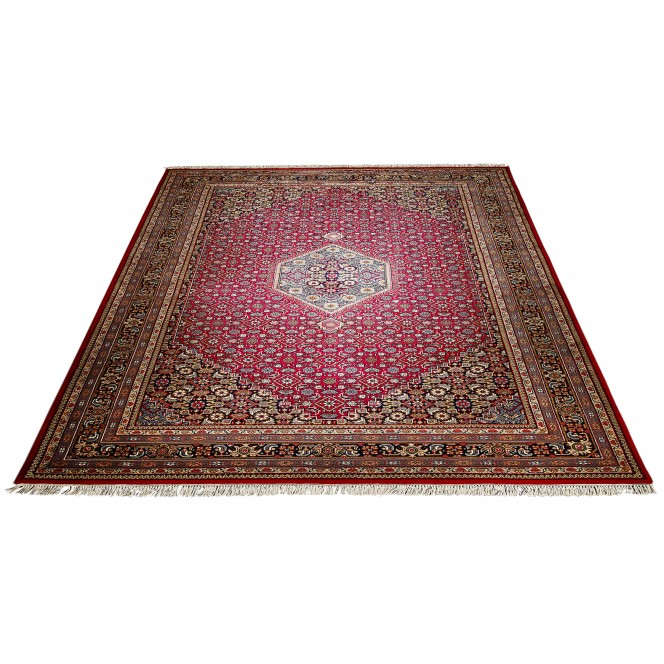 RawaraBidjar-Orientteppich-Rot-Red-170x240-fper