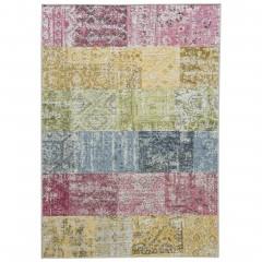 Doncaster-VintageTeppich-mehrfarbig-Multicolor-160x230-pla