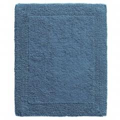 Bodega-Badteppich-blau-Stahl-50x60-pla