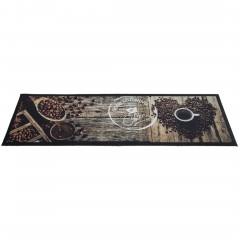 Kitchen-Fussmatte-Braun-Coffeebeans-50x150-per
