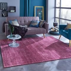 Fairmont-DesignerTeppich-Dunkelrosa-Berry-170x240-mil2