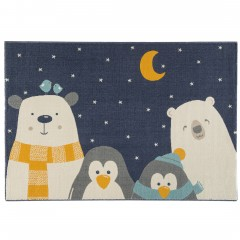 PolarFriends-KinderTeppich-mehrfarbig-Dunkelblau-120x170-pla