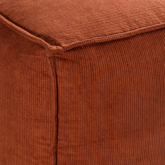 Samson-Pouf-Terra-Cognac-eckig-40x40-lup