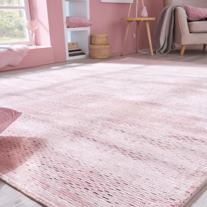 Nibelle-Designerteppich-rosa-Rose-170x240-mil3