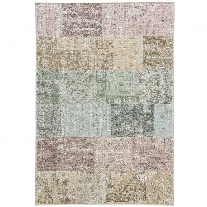 Doncaster-VintageTeppich-mehrfarbig-Grau-160x230-pla